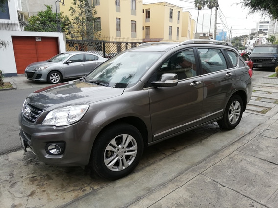Suv Greatwall H6 Motor 2014/2015 - 1.5 Turbo, Mecánica