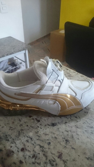 Tenis Puma Disc Gold Original Tam.39