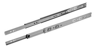 Corrediça Telescópica 450mm Fgvtn Tt 35 One-touch - Par