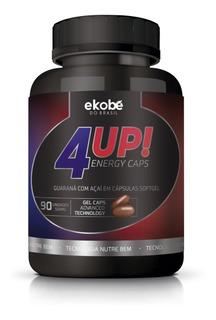 4up! Energy Caps - Guaraná Com Açaí Em Cápsulas Ekobé