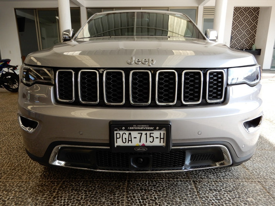 Jeep Grand Cherokee 2018 V8 4x4 Impecable¡¡¡¡