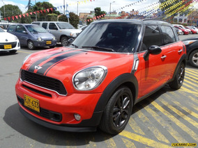 Mini Cooper S Countryman Chili Mt 1600cc T