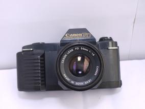 Câmera Fotográfica Analógica Filme Canon T50 50mm Lomo