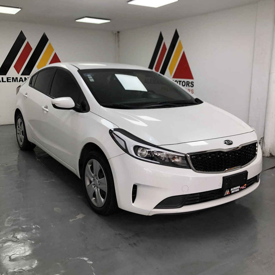 Kia Forte Sedan 2018 4 Pts. L, Tm6, A/ac., Ba, R-16