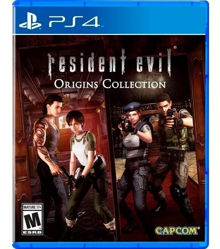 ..:: Resident Evil Origins Collection ::.. Para Ps4 Gamecent
