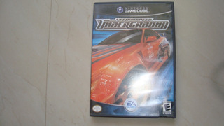 Gamecube Need For Speed: Underground