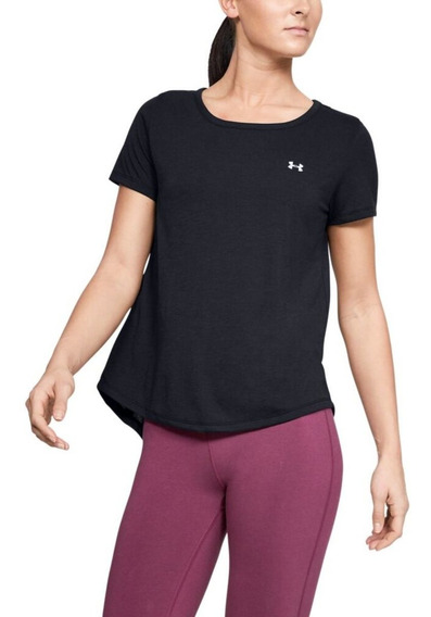 Remera Whisperlight Under Armour Under Armour Tienda Oficial
