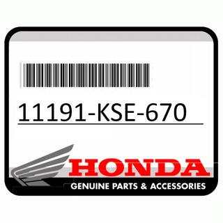 Junta Meio Motor Original Honda Moto Crf 150 [11191 Kse 670]