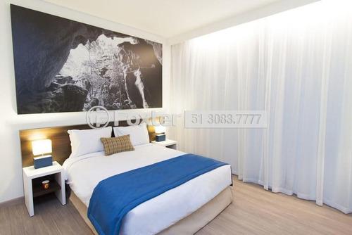 Imagem 1 de 17 de Flat, 1 Dormitórios, 28 M², Morada Da Colina - 167393