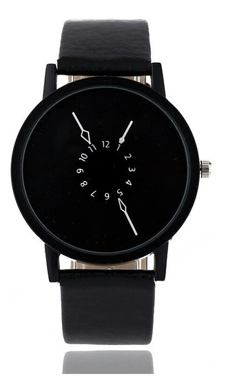 Reloj De Piel Original Diseño Unico
