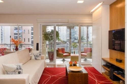 Imagem 1 de 15 de 2 Dormitórios (sendo 2 Suítes) - 3 Vagas - Cerqueira César - Cf67737