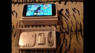iPhone 6 128 Gb + 2 Estuches Y Cargador Original Portatil
