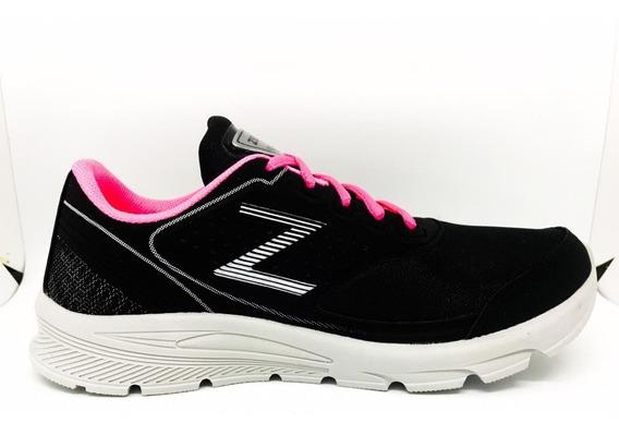 Tênis Esportivo Feminino Zeus Caminhada Colonelli Mzx-1