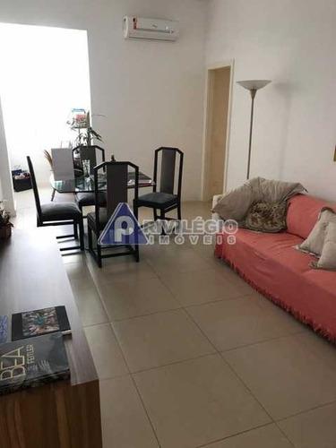 Imagem 1 de 19 de Apartamento À Venda, 3 Quartos, Copacabana - Rio De Janeiro/rj - 3666