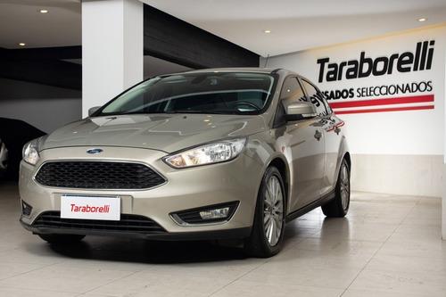 Ford Focus 4p 2.0l N Mt Se Plus Usados Taraborelli