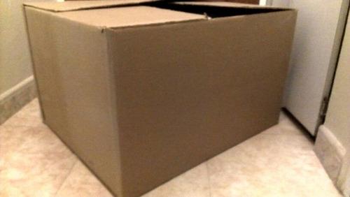Cajas De Carton Usadas Grandes