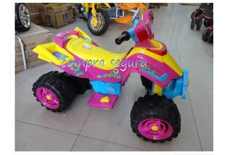 Moto Usada Para Niña