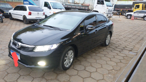 Honda Civic 2013 1.8 Lxl Flex Aut. 4p