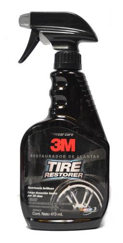 Imagen 1 de 6 de 3m Restaurador De Llantas Tire Restorer - Rex
