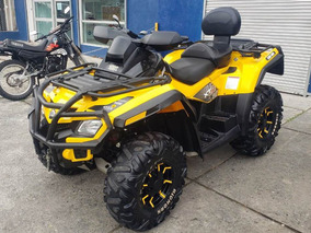Can Am Outlander 800 Max Xt