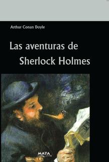 Libro. Las Aventuras De Sherlock Holmes. Conan Doyle.