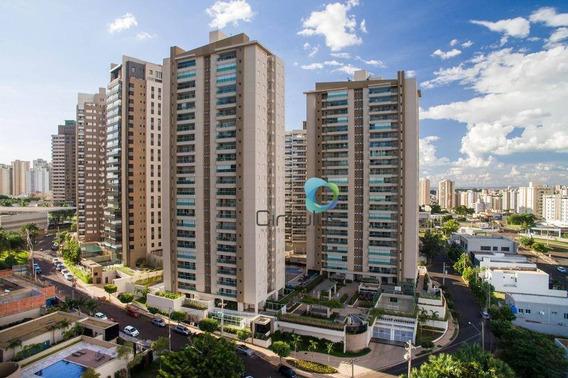 Apartamento Residencial À Venda, Bosque Das Juritis, Ribeirão Preto. - Ap1614
