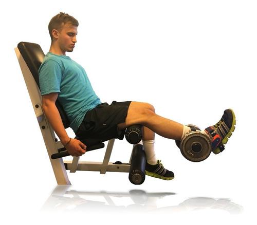 Imagen 1 de 10 de Máquina Para Piernas - Gym - Kinesiología - Rehabilitación.