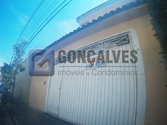 Venda Sobrado Santo Andre Vila Curuca Ref: 138639 - 1033-1-138639