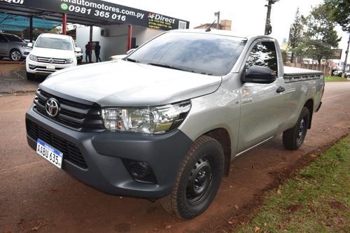 Toyota Hilux 4x4 Mec