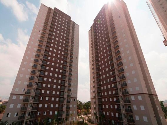 Pronto Para Morar, 2 Dormitorios, Apartamento A Venda, Sacada, Vaga De Garagem - Ap04323 - 33585884