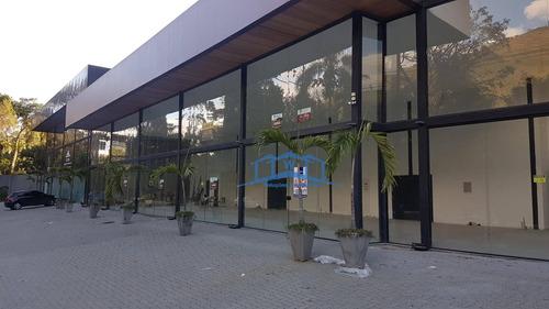 Otimas Lojas Correas Mall, Lojas De 55m² - Petropolis - Lo0002