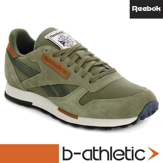 Zapatos Reebok Classic V55387 Caballero Original Bathletic