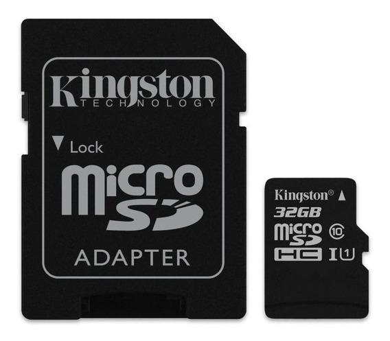 Sd/hc Card - Kingston 32gb Classe 10