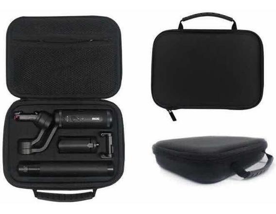 Bolsa ( Bag - Case ) + Stick + Tripé Pra Zhiyun Smooth Q2