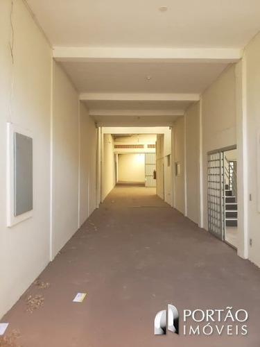 Barracão/galpão Para Locação - Jd. Marambá, Bauru-sp - 5334