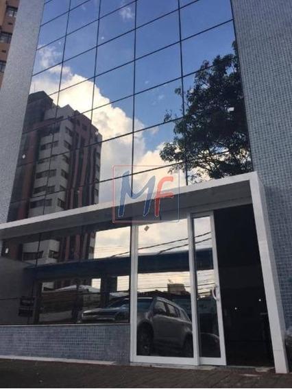 Ref 10.108 - Lindo Prédio Comercial Com 2.220 M² Terreno E 2.200 M² A.c. Para Locação No Bairro Vila Monte Alegre. - 10108
