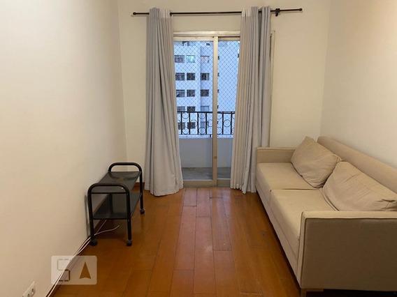 Apartamento Para Aluguel - Bela Vista, 1 Quarto, 45 - 893056249
