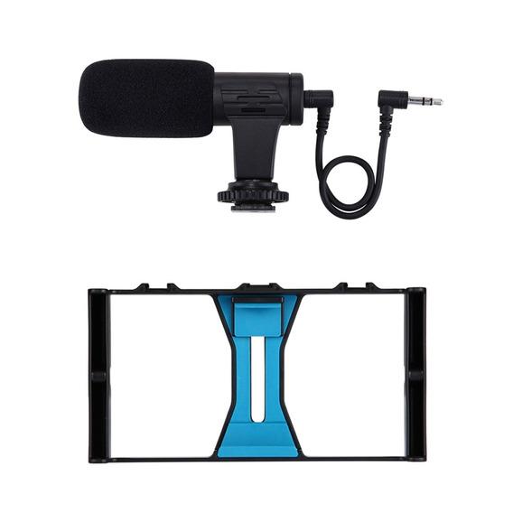 Kit De Fotografia De Camera Puluz Smartphone Handheld