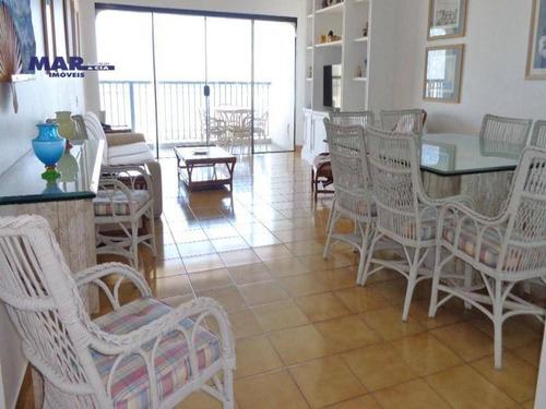 Imagem 1 de 14 de Apartamento Residencial À Venda, Centro, Guarujá - . - Ap7159