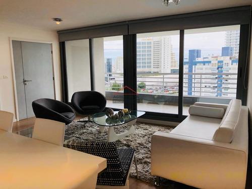 Apartamento En Mansa, 2 Dormitorios *- Ref: 4886