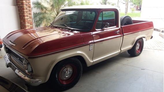 Chevrolet C10 6 Cc - Muito Nova.