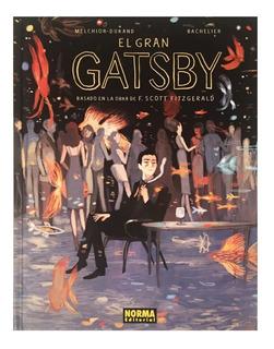 El Gran Gatsby - Ed. Norma - F Scott Fitzgerald - Comic