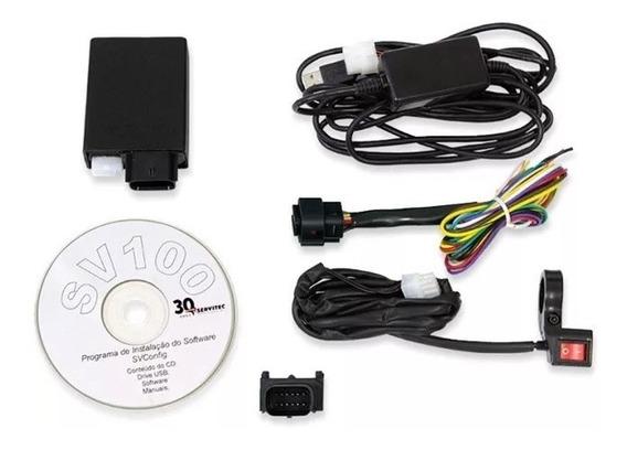 Módulo Fuel Controller Sv100 Cg150 Flex/mix 09/xx - Servitec
