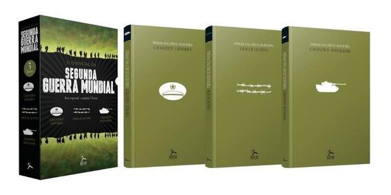 Box - O Essencial Da Segunda Guerra Mundial - 3 Volumes