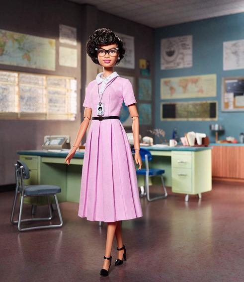 Boneca Barbie Collector Katherine Johnson - O Melhor Preço.