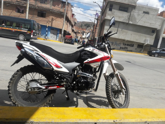 Moto Bashan 200cc Todo Terreno (negociable)
