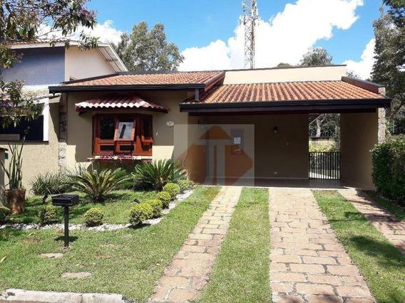 Casa Com 3 Dormitórios Para Alugar, 170 M² Por R$ 2.700,00/mês - Condomínio Grape Village - Vinhedo/sp - Ca0745