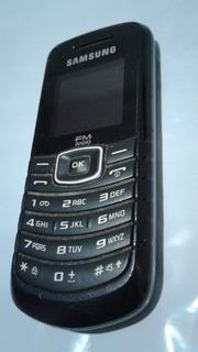 Samsung Gt-e1086l - Defeito