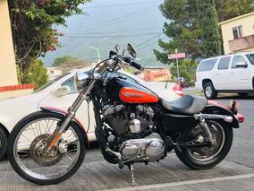 Harley Davidson Sportster 1200 Año 2009 Lista Para Rodar