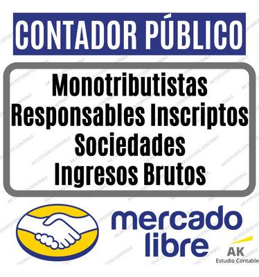 Contador Público Monotributo Convenio Asesoramiento Gratis
